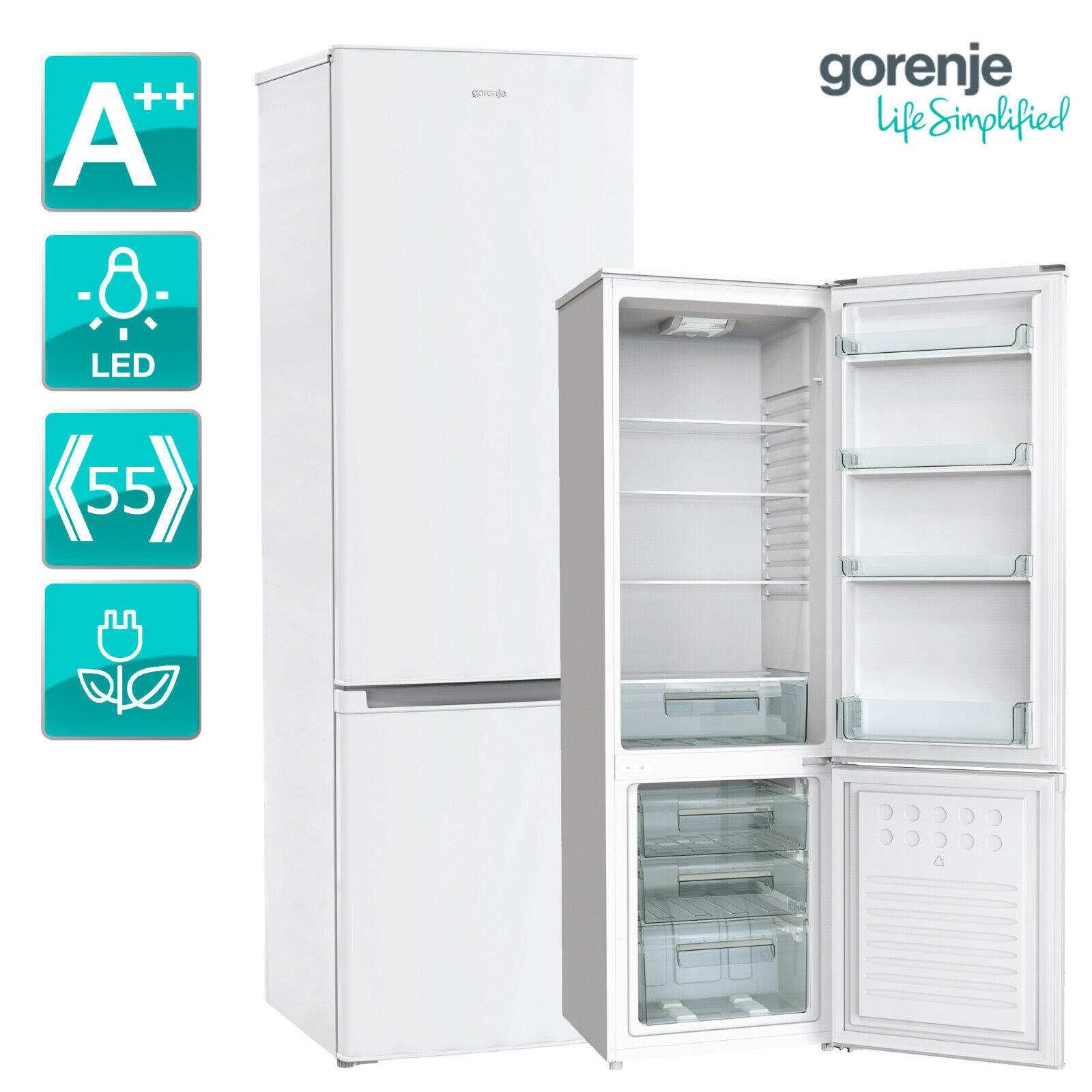 Kühlschrank Kühl-Gefrierkombination A++ Gorenje RK4172ANW Weiß