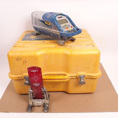 Trimble Spectra Dg711 W Case Battery Pack Target Footbase