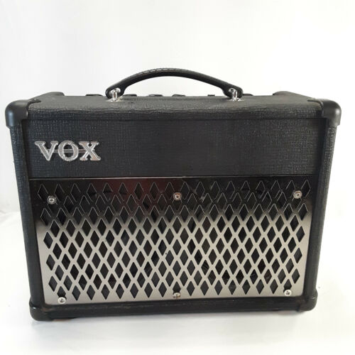 Vox DA10 Guitar Amp With Effects 60 Hz 16W Can Be Battery Powered Tested