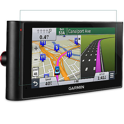 Crystal Clear Screen Protector for Garmin nuviCam LMTHD