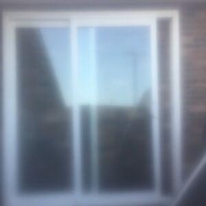 5' Patio Door with screen