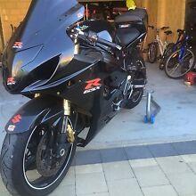 GSXR 750cc TRACK BIKE Redcliffe Belmont Area Preview