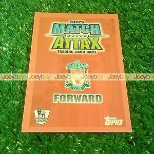 07-08-LIMITED-EDITION-MATCH-ATTAX-CARD-2007-2008-LTD