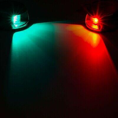 Deck Mount Navigation Light (RecPro 12v LED Horizontal Deck Mount Navigation lights 1NM for boat/pontoon)