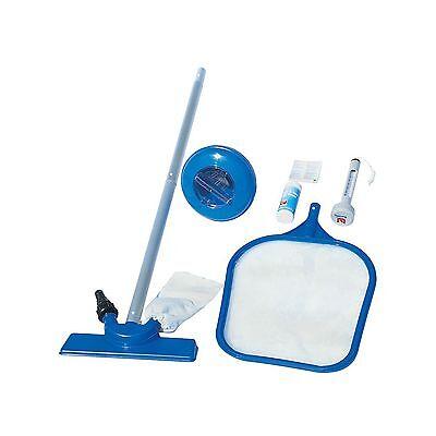 Kit per pulizia e mantenimento piscina Piscine da esterno Retino Con aspiratore