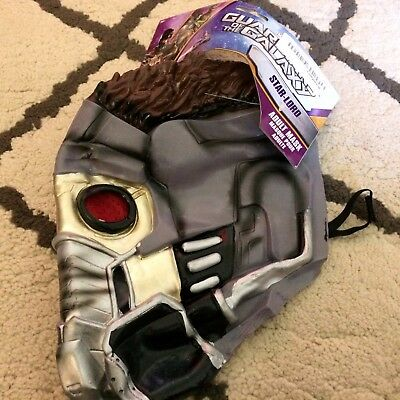 New Rubies Men's Adult Guardians of the Galaxy Star-Lord Halloween Costume Mask - Star Lord Costume
