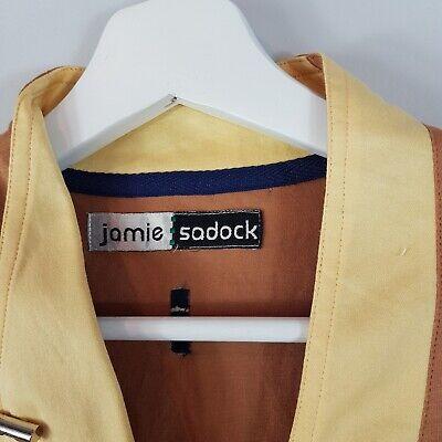 [ JAMIE SADOCK ] Womens S/Sleeves GOLF Top | Size  M or AU 12 / US 8
