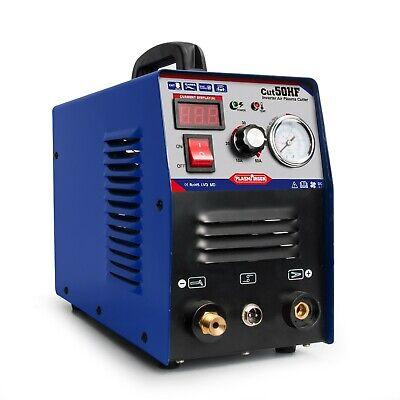 Cut50 Inverter Digital Air Cutting Machine 50amp Plasma Cutter Welders 110220v