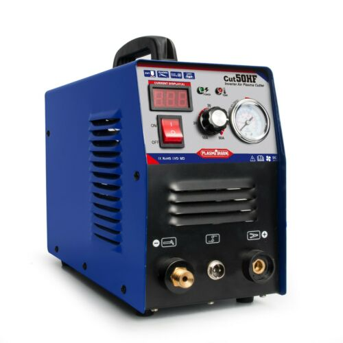 CUT50 Inverter DIGITAL Air Cutting Machine 50Amp Plasma Cutter Welders 110/220V