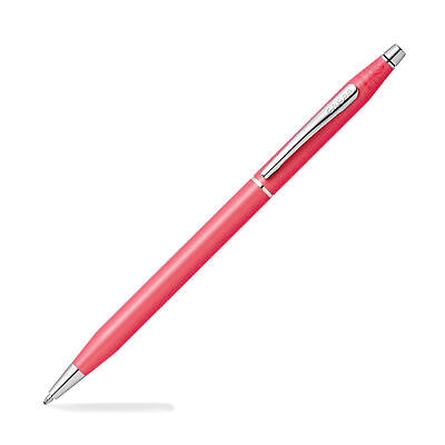 Cross Century Ballpoint Pen (Cross Classic Century Ballpoint Pen - Coral Pearlescent Lacquer New AT0082-127 )