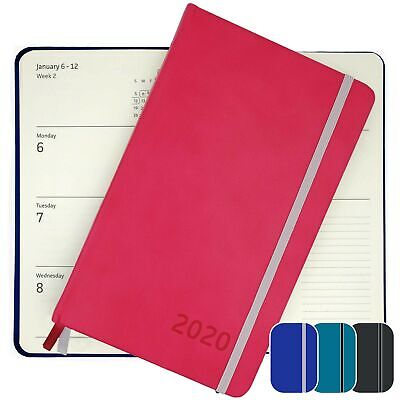 2020 Planner - Yearly Weekly Monthly Daily Planner 2020-2021 With Calendar...