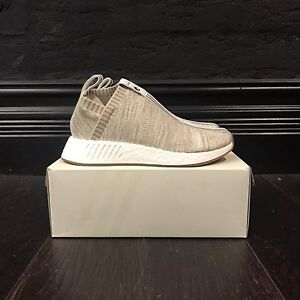 Naked x Kith adidas NMD CS 2 Stone Perth Perth City Area Preview