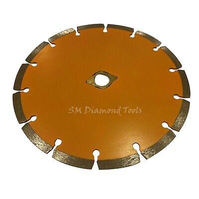 7-inch Segmented Diamond Blade For Cutting Concrete Brick Stone Multi-purpose