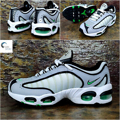 NIKE AIR MAX TAILWIND IV Gs 'Wolf Grey' - Size UK 4.5...