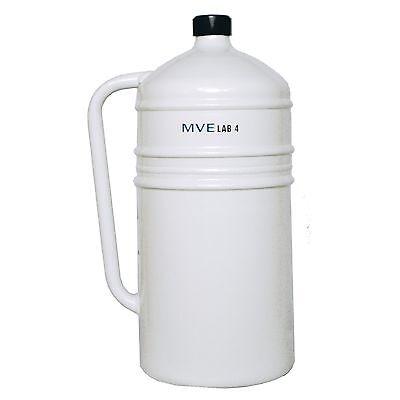 Chart Mve Lab 4 Ln2 Storage Dewar Flask 4 Liters