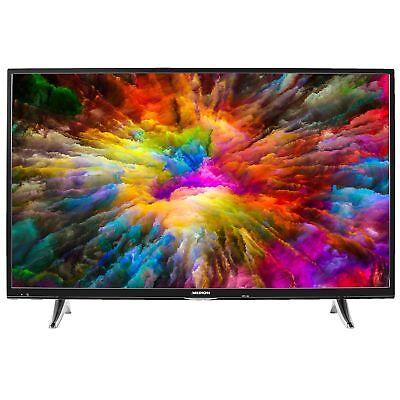 MEDION LIFE X14020 Fernseher 101,6cm/40'' Zoll Smart TV 4K UHD HDR DTS PVR A+
