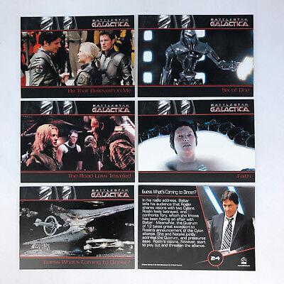 Verzamelingen Losse kaarten Harry Potter & The Prisoner Of Azkaban Update 90 Card Basic/Base Set #91-180