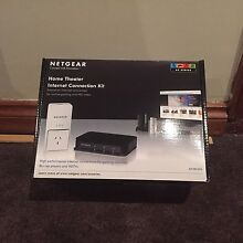 NETGEAR Home Theater Internet Connection Kit Glenmore Park Penrith Area Preview