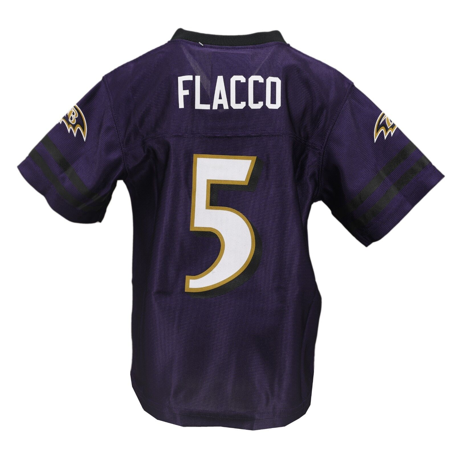 ff1b42f1 Details about Baltimore Ravens Official NFL Infant Toddler Size Joe Flacco  Jersey New Tags