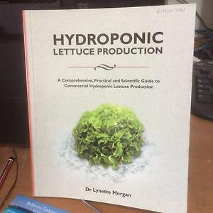 Hydroponic lettuce production book Penfield Playford Area Preview