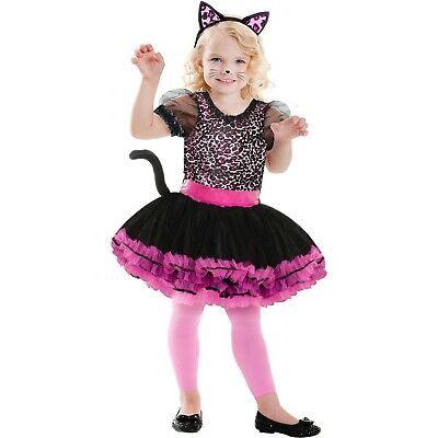 Glitter Cat Toddler Halloween Costume Dress Up Size 2T ](Ups Guy Toddler Halloween Costume)