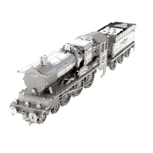 Metal Earth Harry Potter Hogwarts Express Train Steel Model Kit NEW