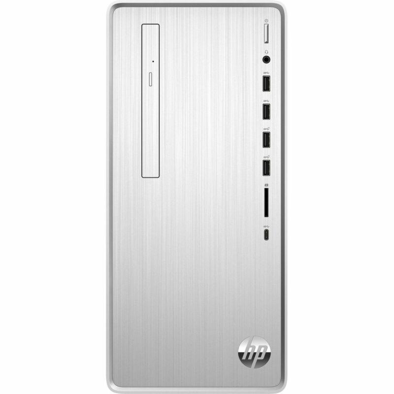 Hp Pavilion Desktop Intel Core I3-10100 8gb/512gb Ssd Windows 10 Computer Pc
