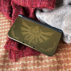 New Nintendo 3DS XL Hyrule Edition