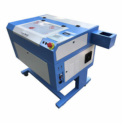 60w Co2 Laser Engraving Cutting Machine 300mm500mm Red-dot Position Usb Port Ce