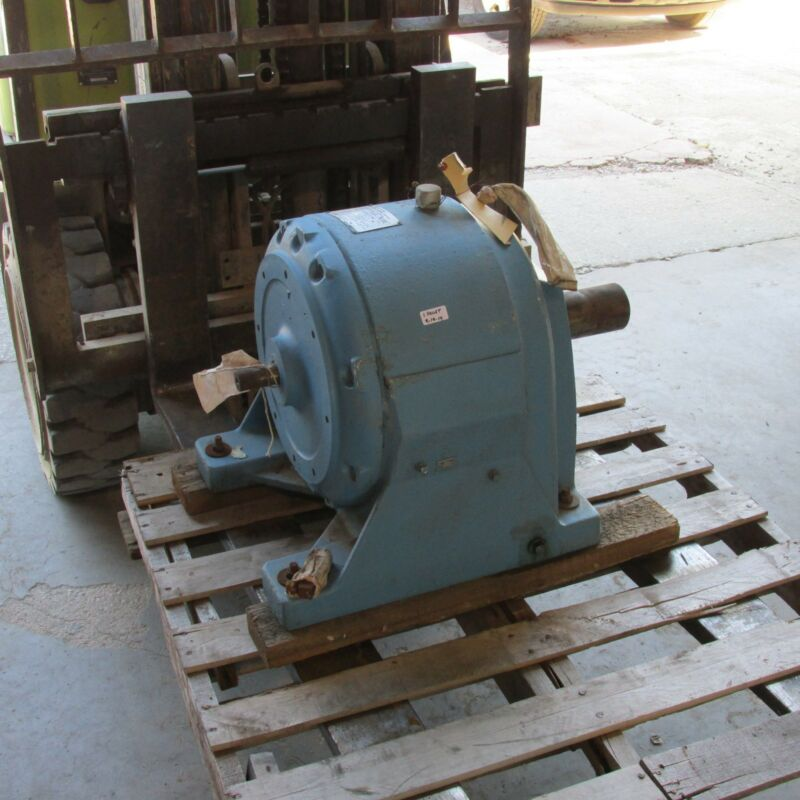 NEW FMC LINK-BELT IN-LINE HELICAL GEAR SPEED REDUCER 8010S641-MM  RATIO 292 ETI