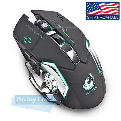Ergonomic Gaming Mouse - Buyitmarketplace com