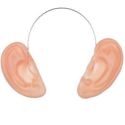 Kinder Riesig Ohren auf Haarreif Gummi Groß Ohren Welt Buch Tag (Buch Tag Kostüm Kinder)