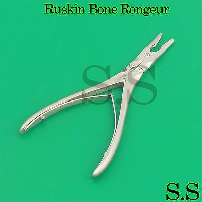 Ruskin Bone Rongeur 6 Str Orthopedic Surgical Instruments