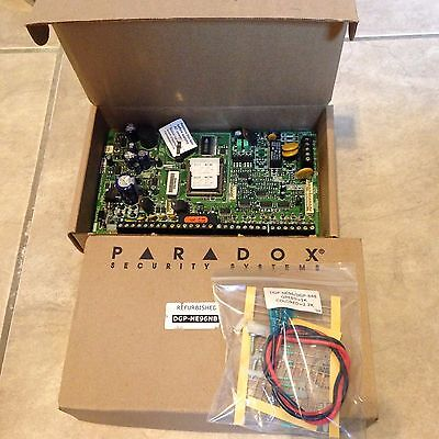 Paradox Dgp Ne96nb Alarm Pc Board For Security System New In Box