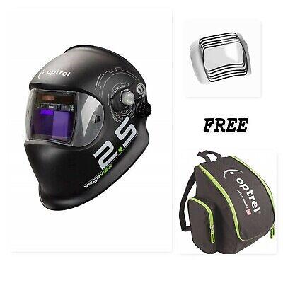 Optrel Vegaview 2.5 Welding Helmet With Free Lens And Backpack 1006.600