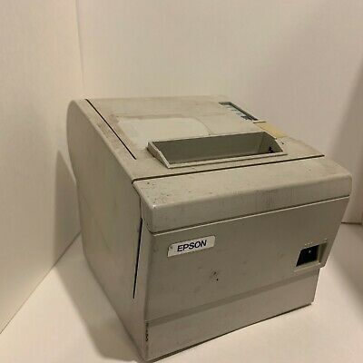 Epson Tm-t88iii Pos Point Of Sale Thermal Receipt Printer M129c No Pwr Cable W
