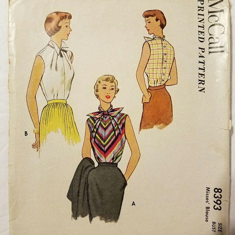 Vintage McCall 1950