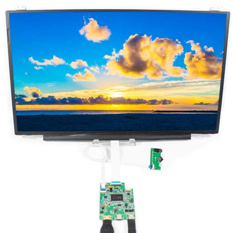 Type C HD MI LCD Controller Board 17.3 in N173HCE 1920x1080 IPS LCD Screen