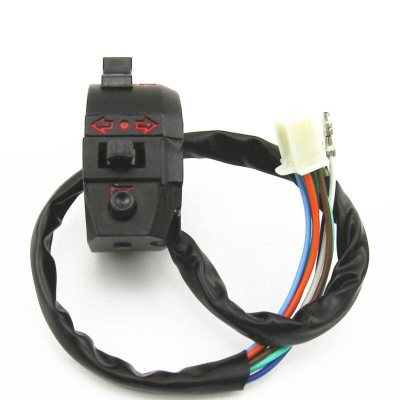 "7/8"" Left Headle Bar Switch Horn Turn Signals Headlight Controller For Yamaha"