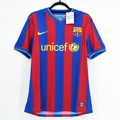 2009-10 Barcelona Player Issue Home Shirt Nike (BNWT) M Jersey