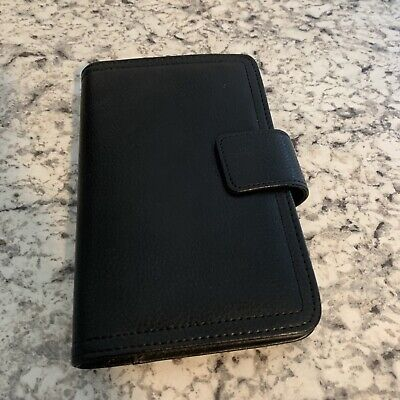 Franklin Covey 365 Black Pocket Compact Planner Inserts Undated May-dec