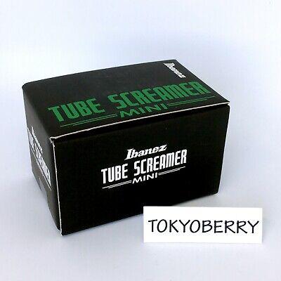 Ibanez TS Mini Tube Screamer Compact Effect Pedal Overdrive NEW IN STOCK TSMINI