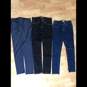Girls Jeans and Jeggings Size 10