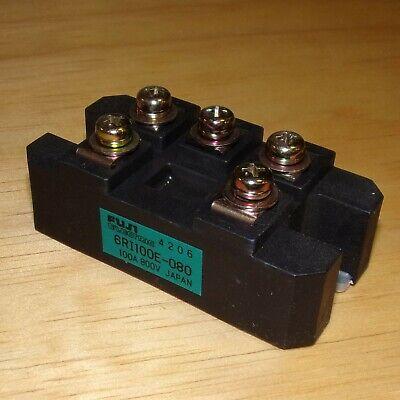 Fuji Electric 600v 100a Power Diode Module 6ri100e-080