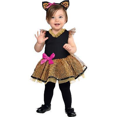 Cutie Katzenkostüm Kleinkind Halloween Kostüm Kinder 12-24 Monate