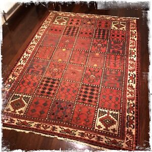 Persian Rug In Good Condition