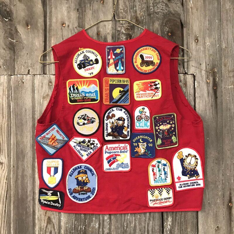 Boy Scout Patch Vintage 1990