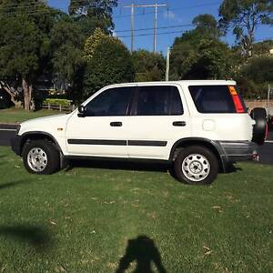 1997 Honda CRV SUV Castle Hill The Hills District Preview