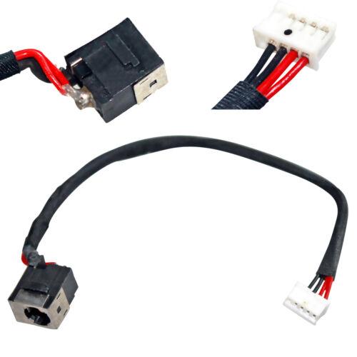 DC POWER JACK SOCKERT CABLE Connector FOR LENOVO IDEAPAD Y460 Y460N Y460A