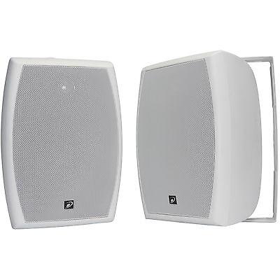 """Dayton Audio IO655W 6-1/2"""" 2-Way Indoor/Outdoor Speaker Pair"""